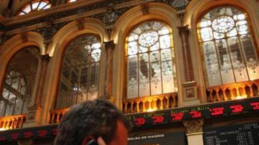 El Ibex registra la segunda mayor subida del año (+3,72%)