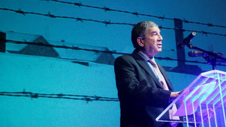 España concede la Orden del Mérito Civil al director del Museo del Holocausto