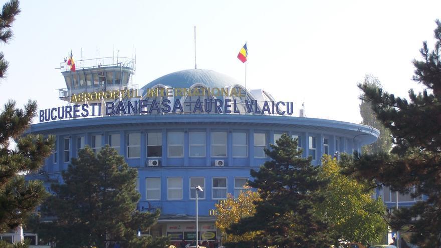Aeropuerto de Bucarest-Băneasa.