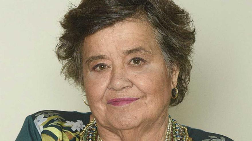 Cristina Almeida, abogada