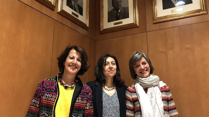 Tres madres para una Constitución feminista