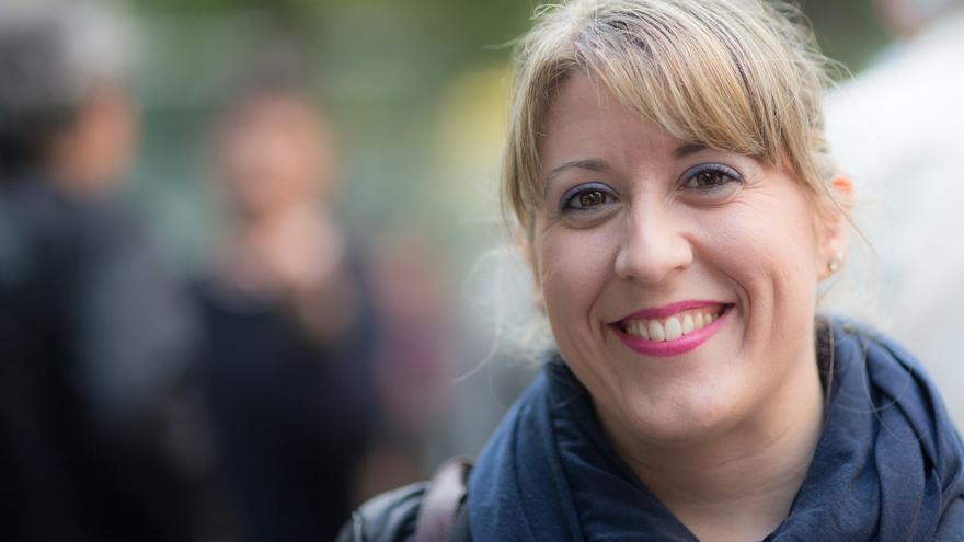 Carmen Santos defenderá una coalición para las gallegas en la asamblea de Podemos Galicia