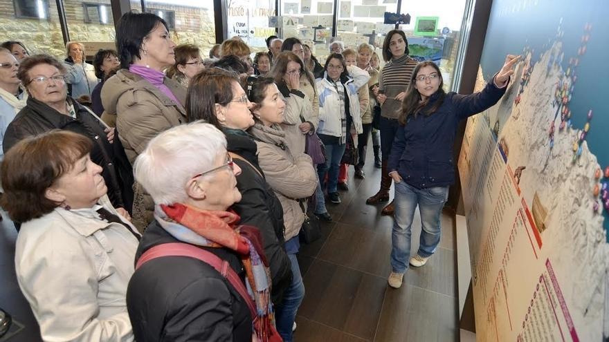 Más de mil personas visitan el Centro de Interpretación del Litoral en el primer trimestre