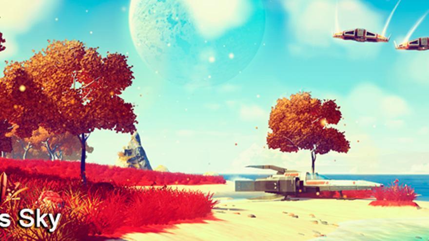 videojuegos2015-no mans sky