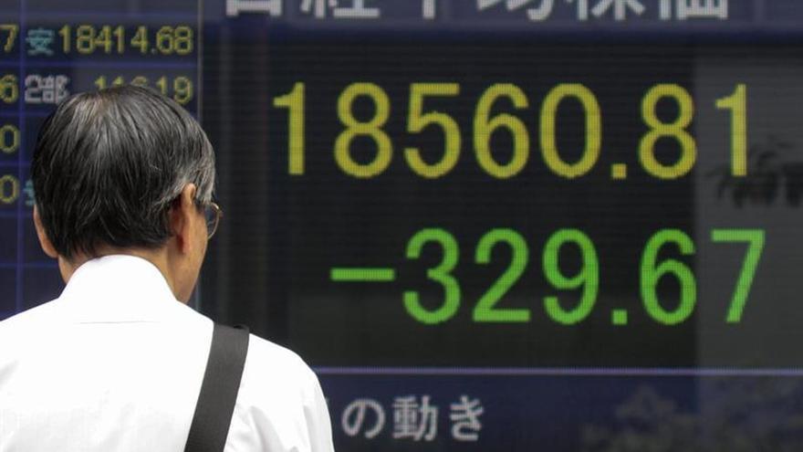 La Bolsa de Shanghái cierra con ganancias del 0,10 por ciento