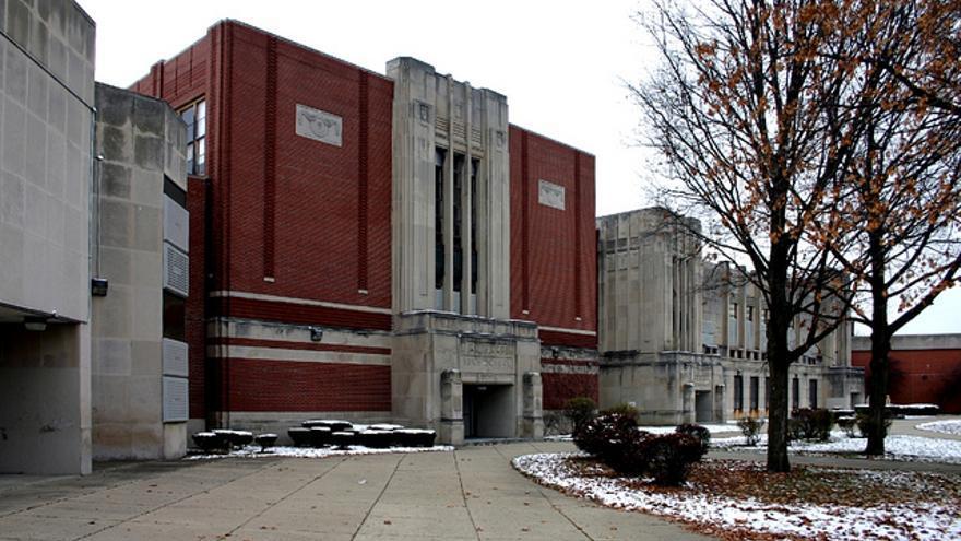 Imagen del Instituto Redford de Detroit, fundado en 1921
