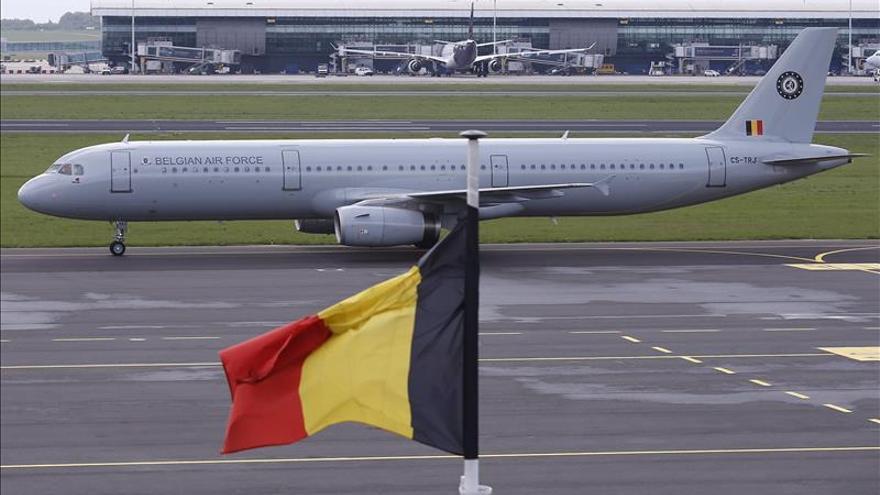 Bélgica cierra su espacio aéreo por una avería eléctrica en Belgocontrol