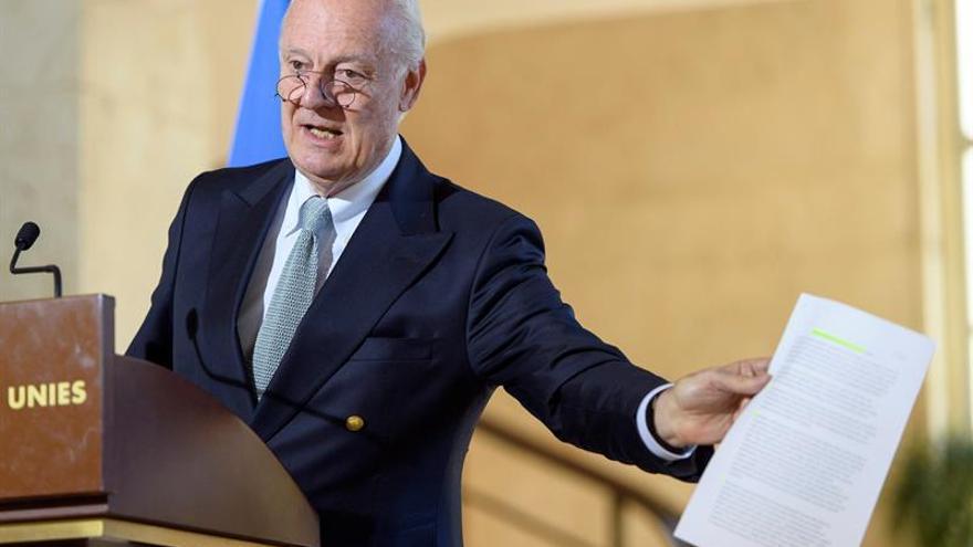 La ONU dice que el Régimen sirio es responsable de lo que ocurra en Alepo oriental