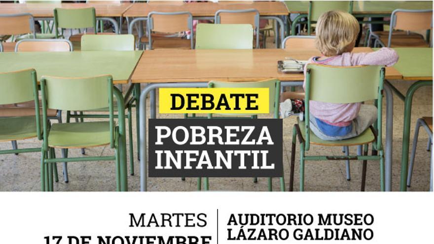 Debatimos con los partidos políticos sobre la pobreza infantil
