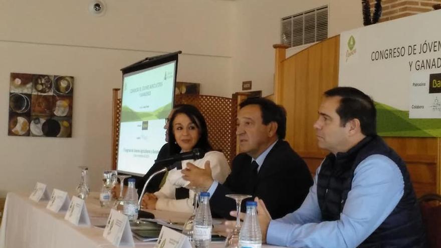 Pedro Barato inaugura el Congreso de ASAJA