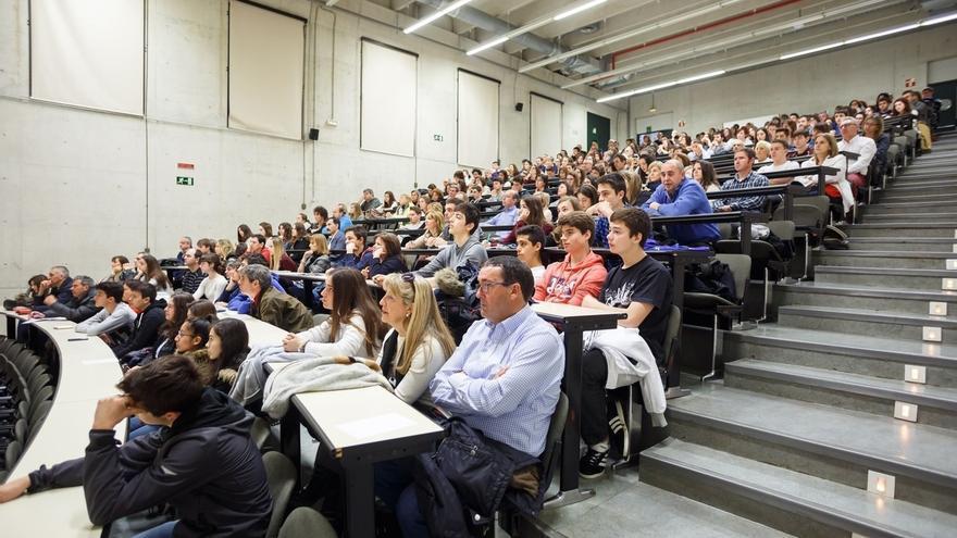 La UPNA inicia el sábado en Pamplona la primera de las tres jornadas de puertas abiertas para preuniversitarios