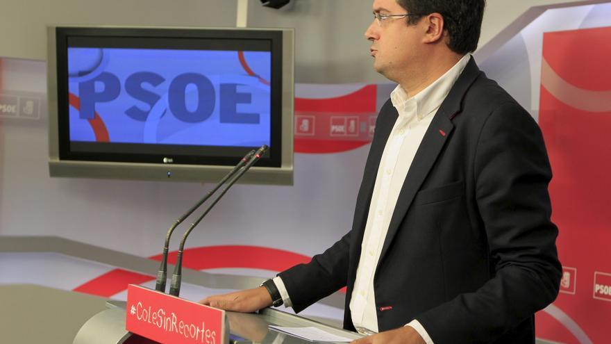 López dice que miles de ciudadanos van a decir no a las mentiras y los recortes de Rajoy