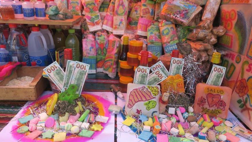 Bolivia inicia agosto con ofrendas de agradecimiento a la Madre Tierra