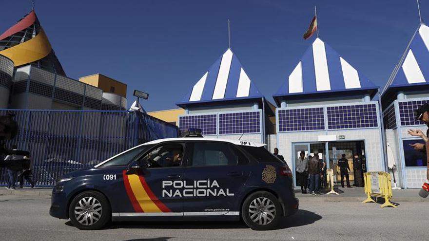Se fugan dos internos del centro de extranjeros de Aluche
