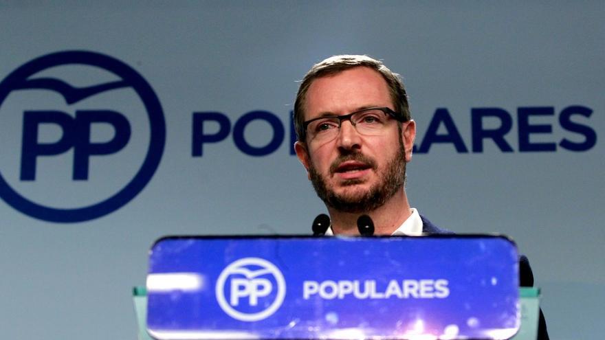 """Maroto afirma que Quiroga no ha sido """"desautorizada"""" por el PP sino """"todo lo contrario"""""""