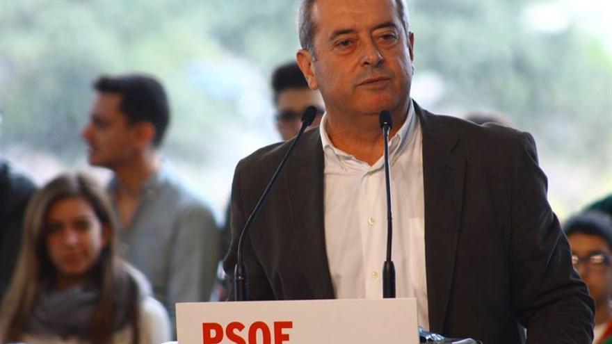 Aurelio Abreu, candidato a la presidencia del Cabildo de Tenerife por el PSOE.