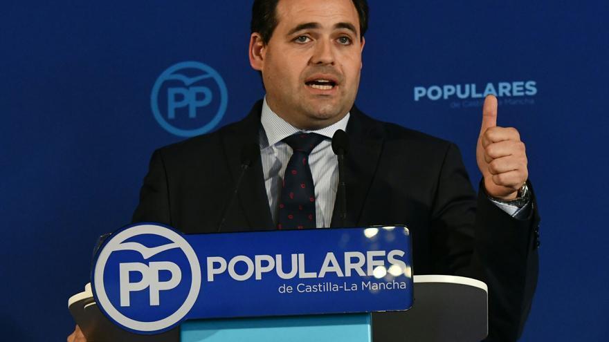 Francisco Núñez FOTO: PP Castilla-La Mancha