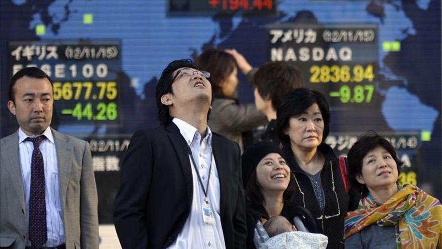 El Nikkei baja un 0,42 por ciento en la apertura