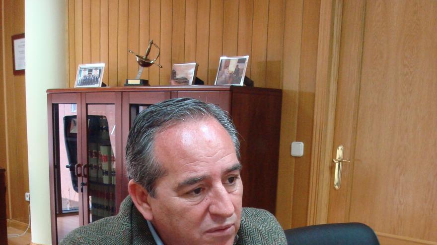 Ángel Nicolás, presidente de los empresarios de Castilla-La Mancha