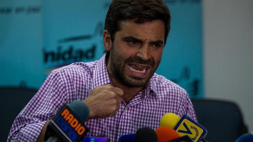 """La oposición venezolana forma comités ciudadanos para """"rescatar"""" la democracia"""