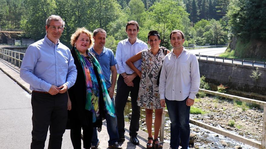 Diputación de Gipuzkoa construirá una rotonda para mejorar el acceso y descongestionar el tráfico de Soraluze