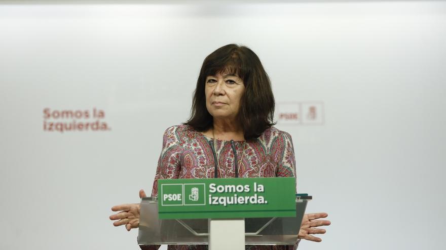 """Cristina Narbona no será candidata a la Alcaldía de Madrid: """"Tal cosa no va a suceder"""""""
