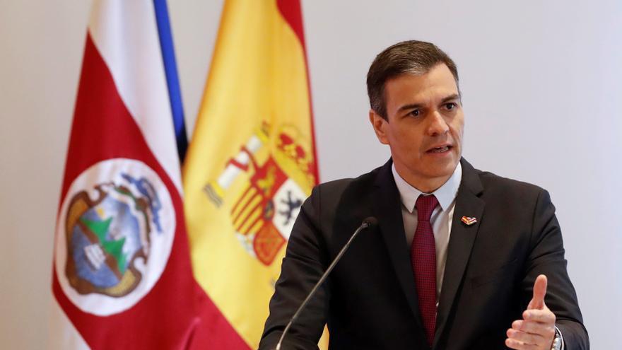 """Sánchez condena la violencia machista vicaria """"doblemente salvaje"""""""
