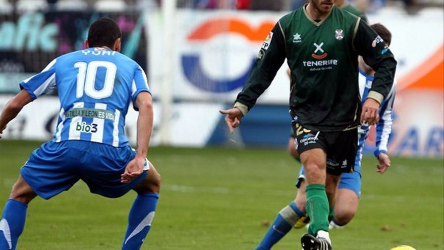 Del partido del CD Tenerife #3