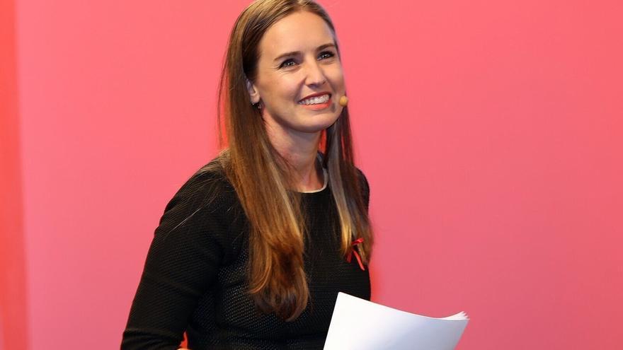 La canaria Melisa Rodríguez sustituye a Marta Martín como portavoz adjunta de Ciudadanos en el Congreso
