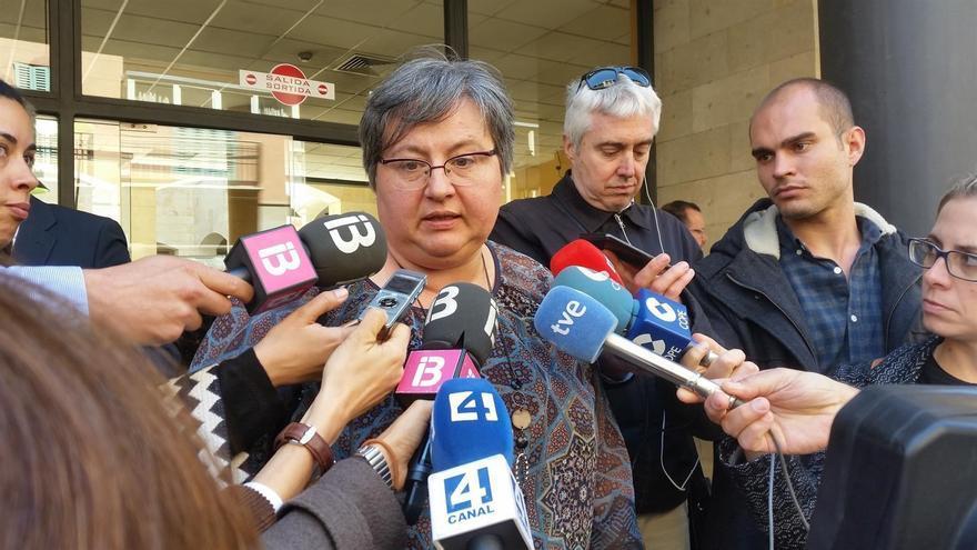 La ex diputada de Podemos Montserrat Seijas