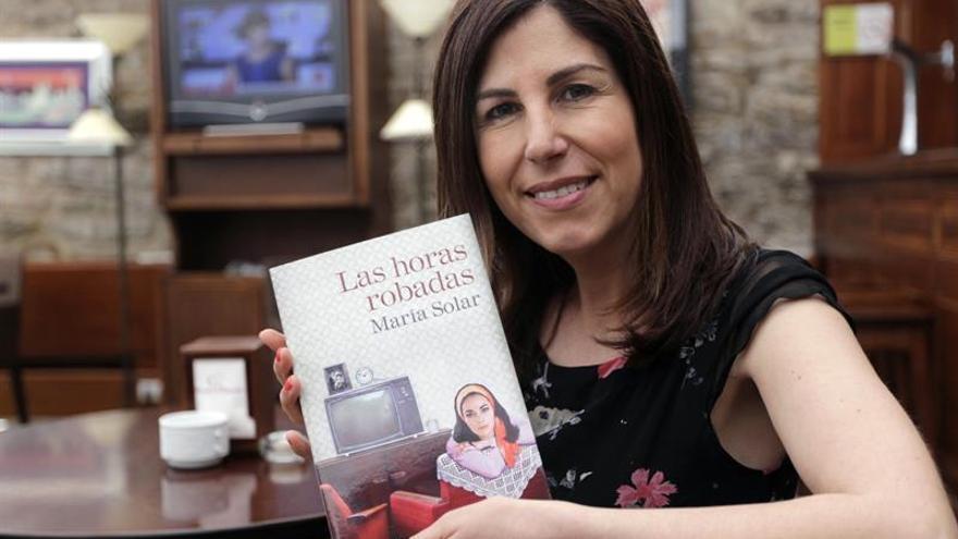 """María Solar dedica un libro a las mujeres que """"nos hicieron más libres"""""""