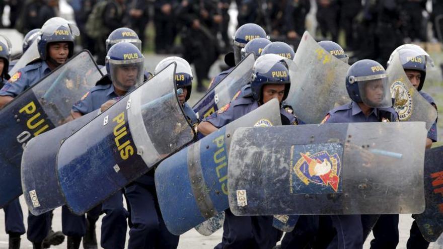 AI acusa a la Policía de Filipinas de torturar a presos por mera diversión