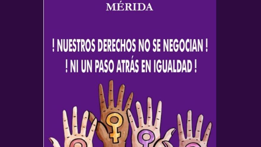 Concentración en Mérida