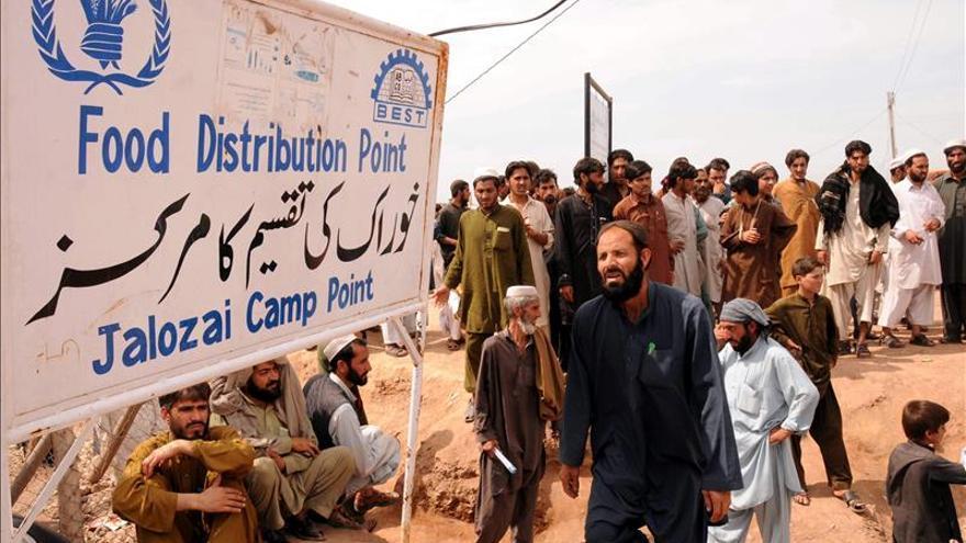 Los desplazados de Waziristán del Norte quieren regresar a sus casas