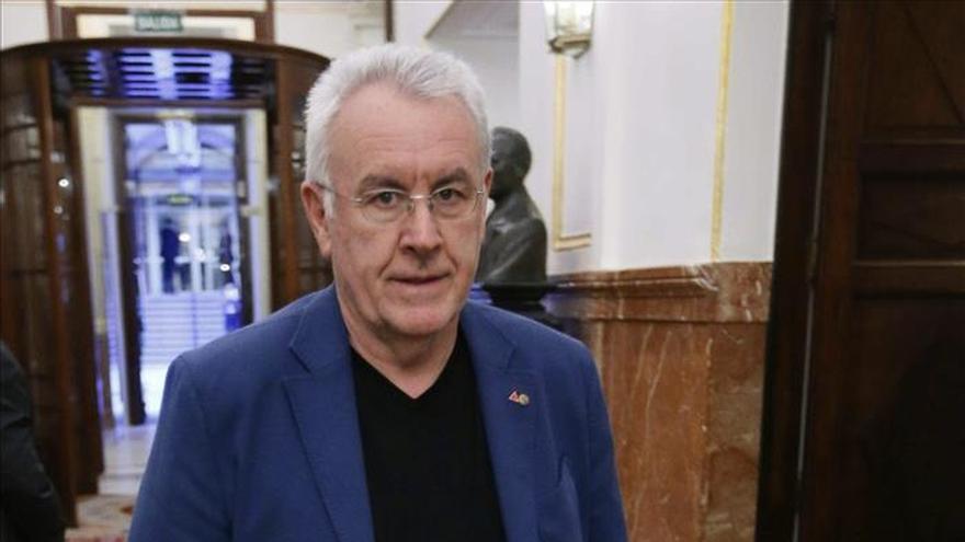 IU: PP y PSOE sacan el espantajo de la reforma electoral en beneficio propio