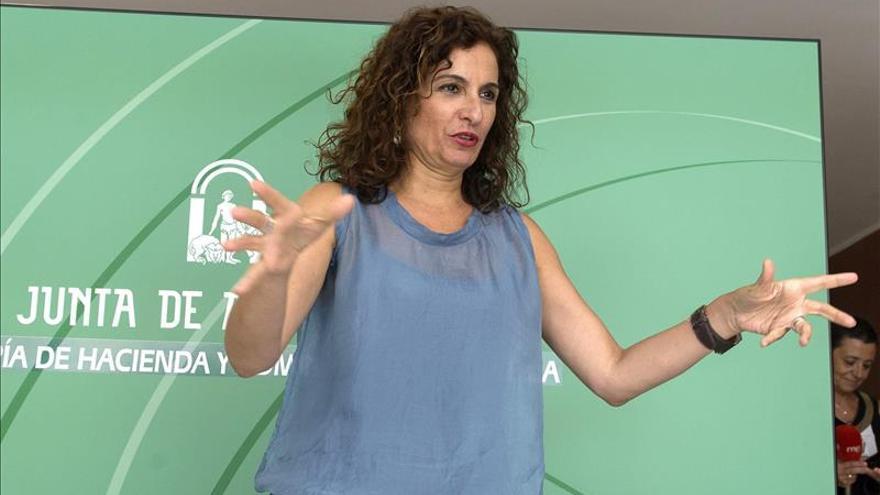 Andalucía critica que gasto social baje 4 décimas en un presupuesto que crece