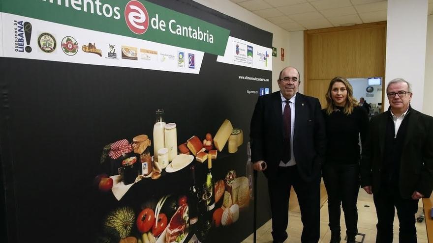 La marca 'Alimentos de Cantabria' se podrá solicitar desde mañana