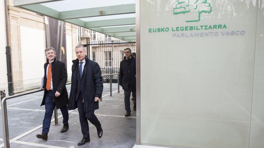 """Urkullu: Acercar a presos de ETA es legal y una """"cuestión de humanidad"""""""