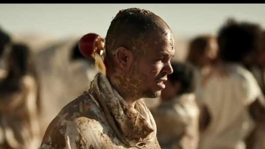 """René Pérez, Residente, en una imagen de su nuevo videoclip """"Somos anormales"""", adelanto de su nuevo disco que saldrá en marzo"""