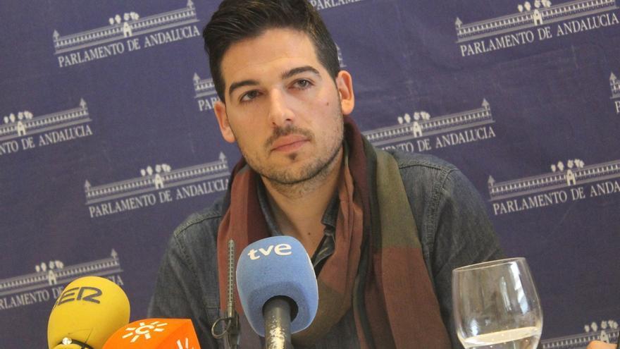 García Mancheño niega que la CUT debata salir de IULV-CA y vincula a opiniones personales su posible entrada en Podemos