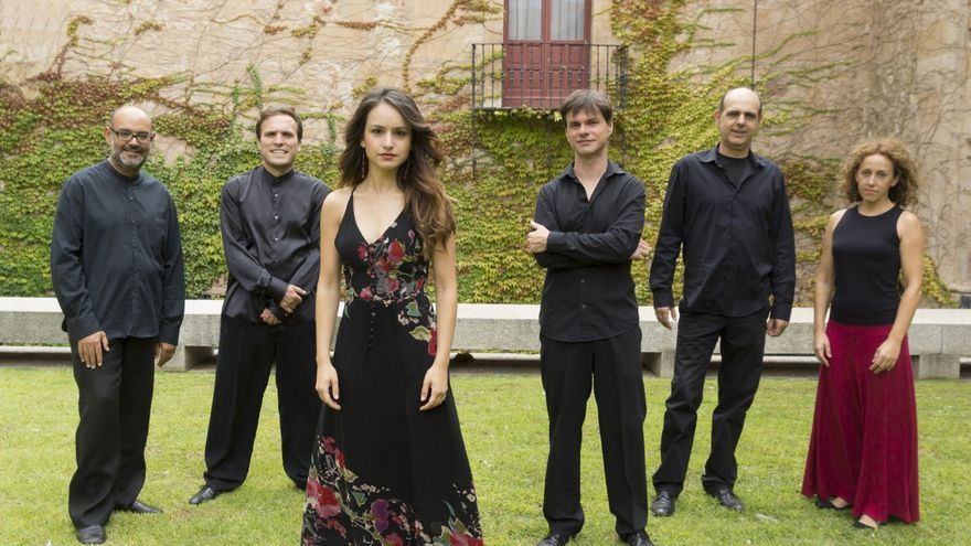 Alicia Amo y Musica Boscareccia