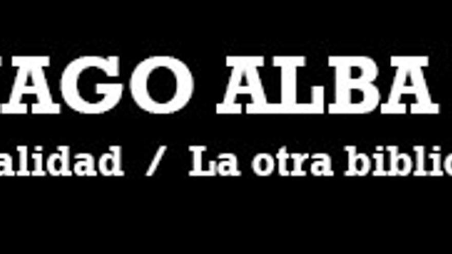 Santiago Alba banner