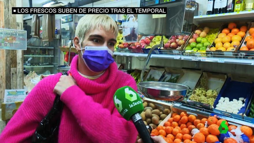Samantha Hudson en laSexta Noticias