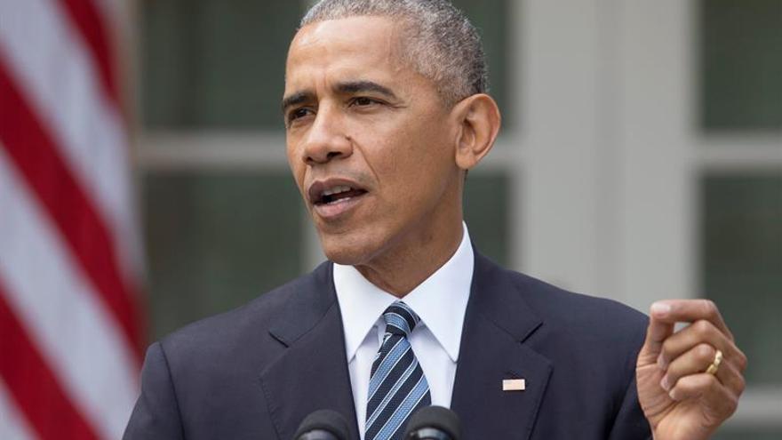 Atenas se prepara para recibir a Obama en su última gira internacional