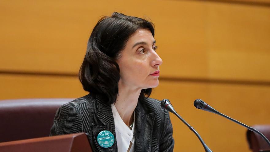 El Senado guarda un minuto de silencio por la última mujer asesinada y recuerda a Fernando Morán, que fue senador