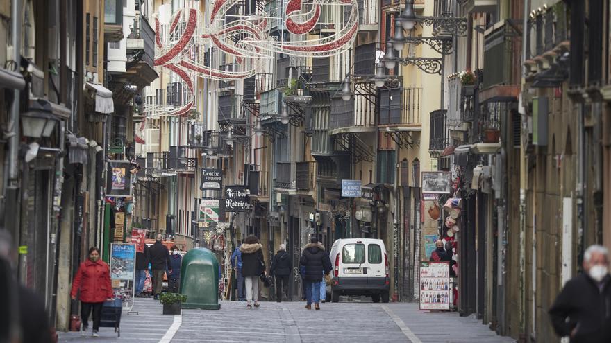 Pamplona tendría a mediados de siglo un clima mediterráneo, similar Extremadura o Andalucía, debido al cambio climático
