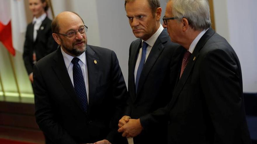 Martin Schulz anuncia que deja el PE y se presenta a las elecciones alemanas con el PSD