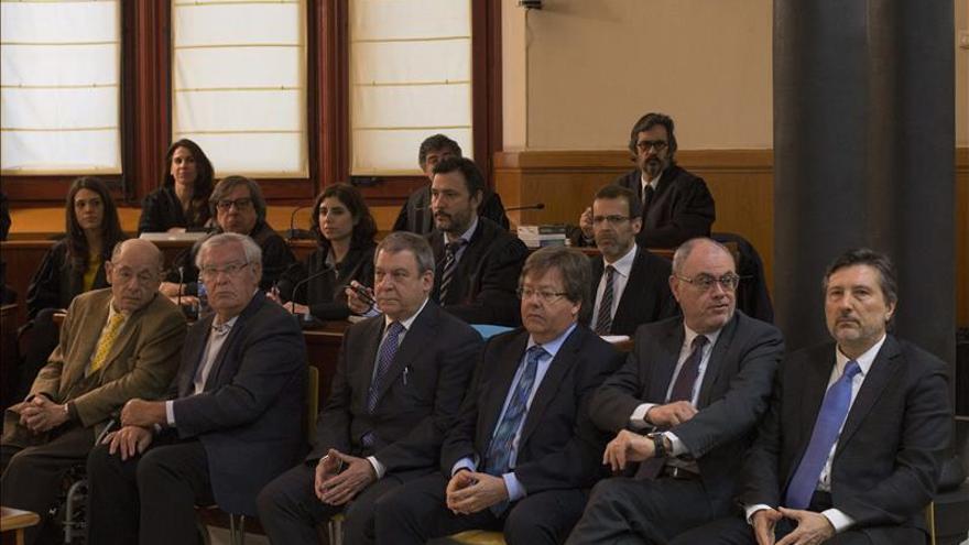 El Tribunal Supremo revisa la sentencia que condenó a los exresponsables del Palau Música