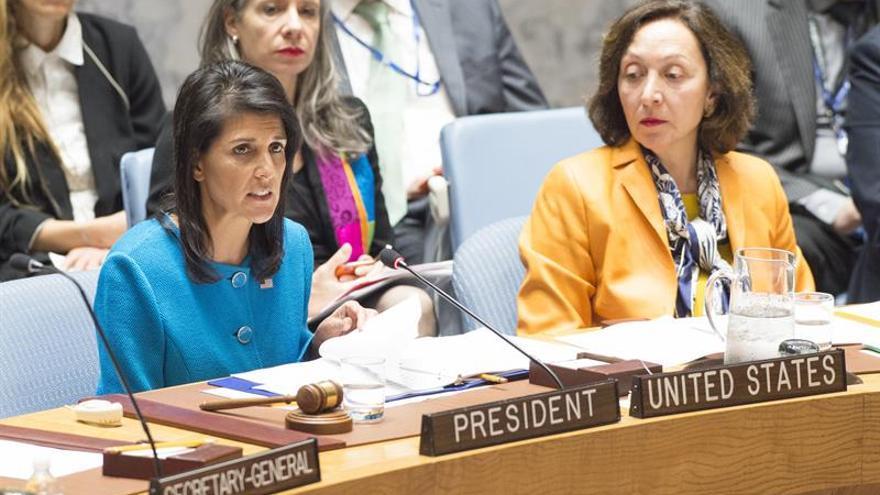 El Consejo de Seguridad exige a Pyongyang abandonar sus pruebas de misiles