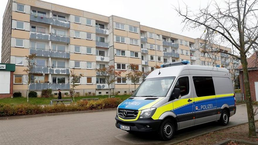 La fiscalía alemana dicta prisión para el sirio sospechoso de preparar un atentado